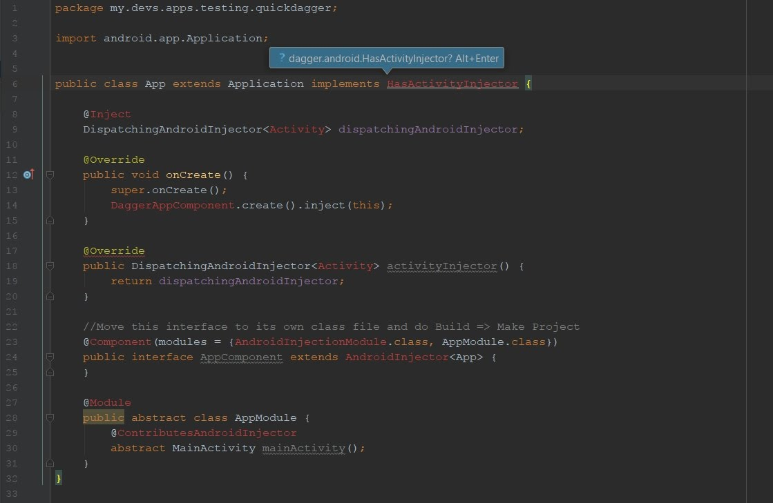 Generate Live Template code and resolve missing import